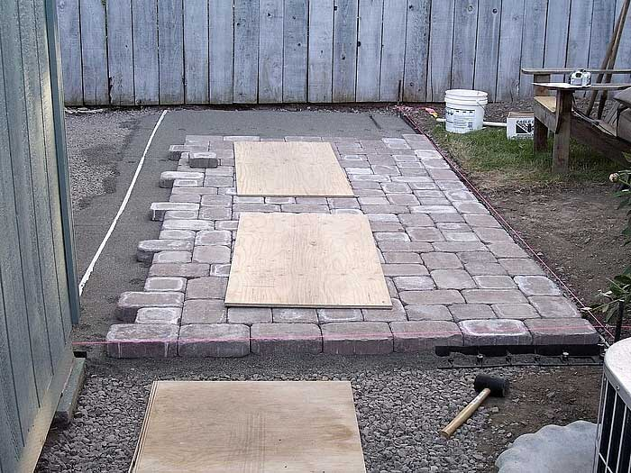 stones mynhcg patio charming ideas inspiration and best decoration amazing paving installation this installing blocks modern design backyard of com tips wall lowes pavers block unique edging