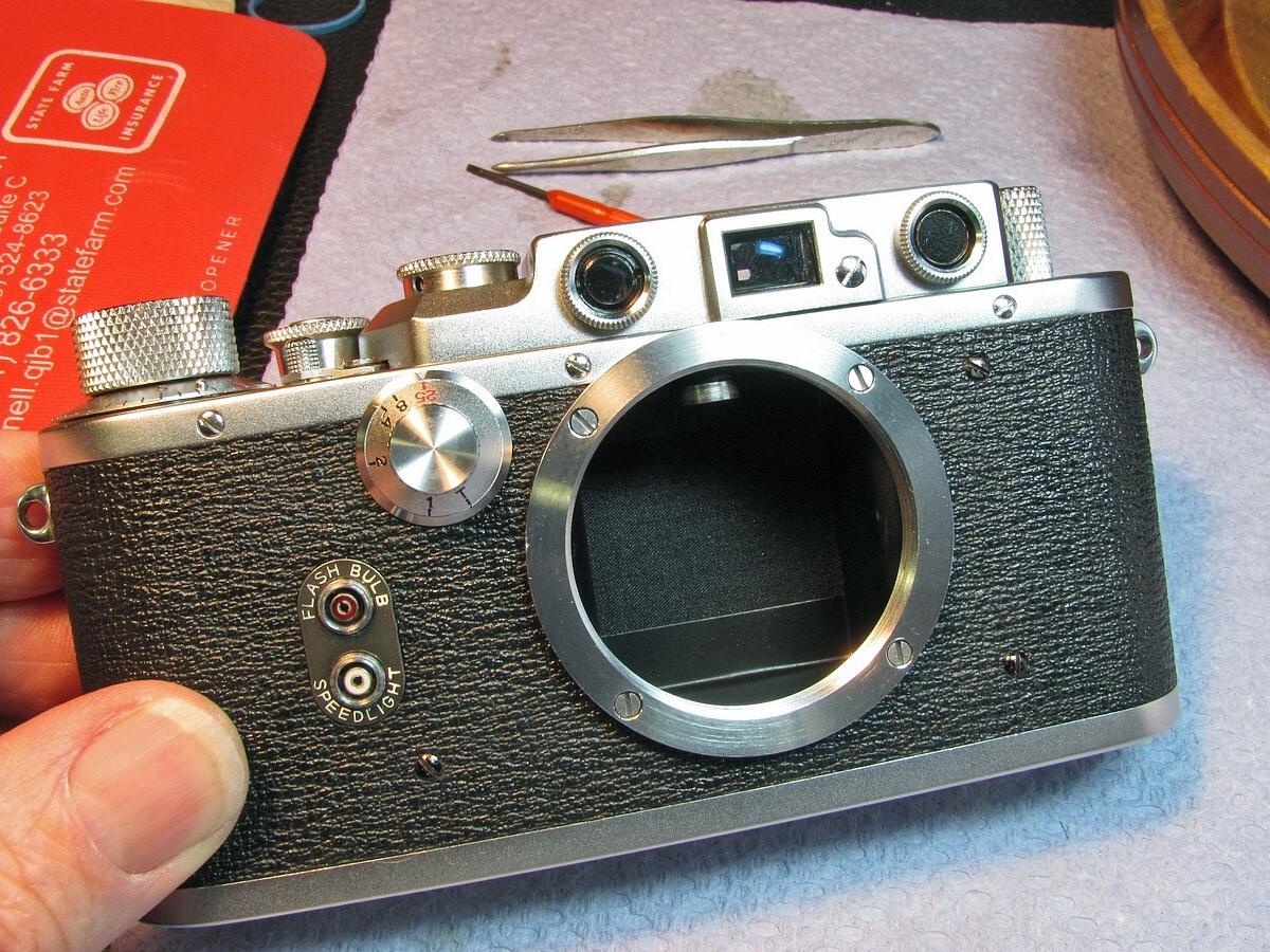 Ny Vintage Camera Repair