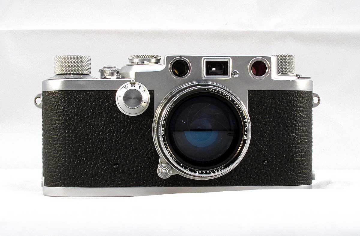 [Camera Home] [SLRs] [Rangefinders] [Viewfinders] [TLR] [Meters] [Gallery]