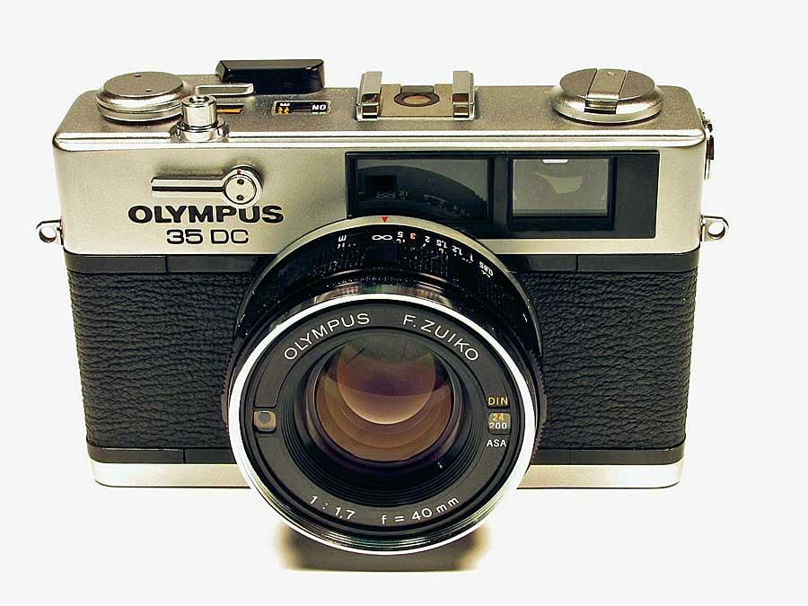 Olympus 35 dc инструкция